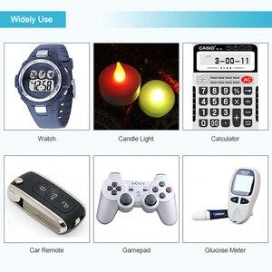 Image 5 - Phomax 5 個/カードレーザーポインターリチウム電池 cr2032 BR2032 DL2032 3v ボタン電池電卓腕時計電気おもちゃバッテリーセル