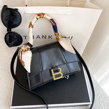 Designer Luxus Weiche Top-Griff Tote Frauen Alligator Leder Sanduhr Handtasche Mädchen Marke B Metall Schulter Messenger Taschen Weibliche