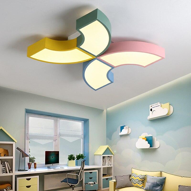 novelty kids light ceiling lamp lighting children baby teen girls boy kids room ceiling led light nursery house lighting fixture