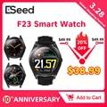 ESEED F23 Smart uhr männer IP67 wasserdichte 360*360 HD bildschirm 280mah Legierung fall 1 3 zoll full touch smartwatch uhr GT-in Smart Watches aus Verbraucherelektronik bei
