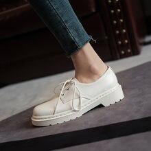 Osunlina Модные Повседневные туфли на плоской подошве с круглым