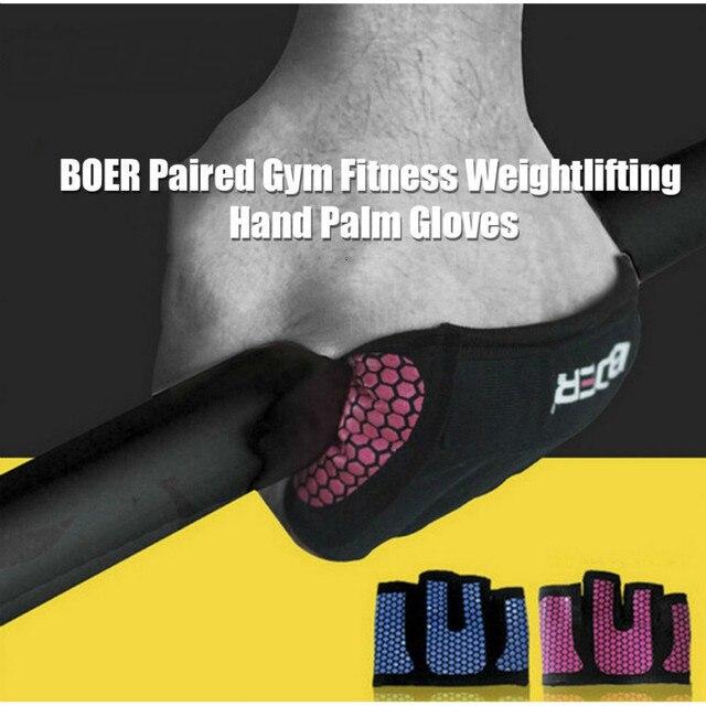 Workout Half Finger Gloves  2