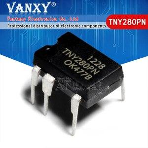10PCS TNY280PN DIP7 TNY280P DIP TNY280 DIP-7 280PN new and original IC(China)