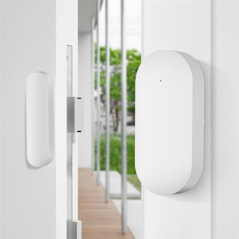 2PCS Door Window Alarm Sensor For 433MHz Security Alarm System Smart Home DG-HOSA DG-HAMA Etc.