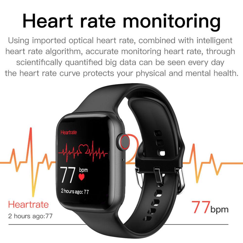 H9f687b76d710442b810c7dbfcde146bd4 Smart Watch Men Smartwatch Women Dial Call Watch Waterproof Fitness Tracker Music Control 2021 For Iphone Xiaomi Huawei IWO+gift