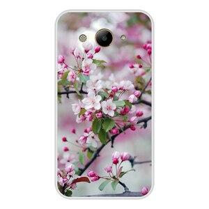 Чехол для Huawei Y3 2017 крышка Мягкая силиконовая задняя крышка для Huawei Y3 2017 MT6737M CRO-L02 CRO-L22 5,0 дюймов защитный чехол для телефона