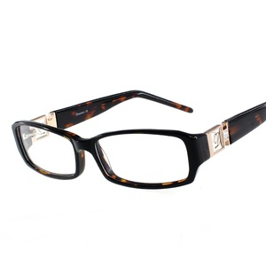 Image 3 - ZENOTTIC 2020 Acetate Eyeglasses Frame For Women Optical Glasses Full Frame Spectacle Oculos De Grau Prescription Myopia Eyewear