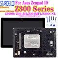 AAA Z300M P00C Z300C Z301MFL ML P00L Z300CNL P01T LCD für Asus Zenpad 10 LCD Display Touch Screen mit rahmen Digitizer-in Tablett-LCDs und -Paneele aus Computer und Büro bei