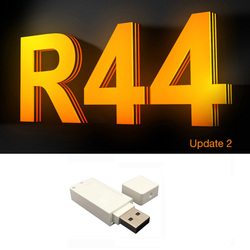 Новый релиз R44 Update2 Dongle WYSIWYG r44 r40 программный сценический светильник, шоу приспособление симулятор зашифрованный USB собачий интерфейс