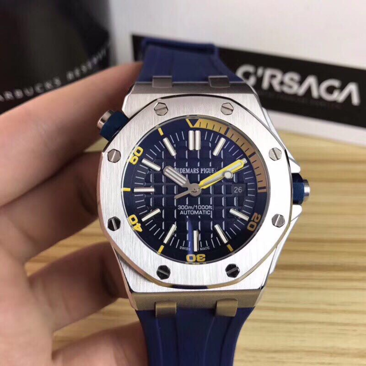 Watch Men Luxury Top Brand Automatic Mechanical Watch Fashion Male Watch Shockproof Luminous Wristwatch 50M Waterproof|Mechanical Watches|   - AliExpress