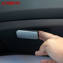 Автомобильный бардачок, чехлы, наклейка, внутренняя коробка для хранения, украшение из нержавеющей стали, хромированная продукция для hyundai Creta ix25