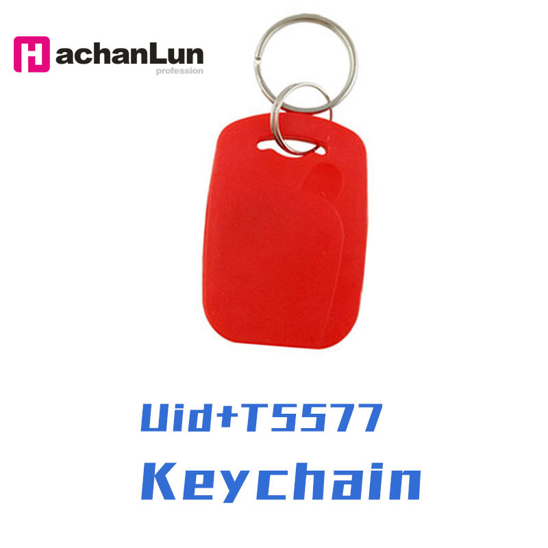 10PCS 125KHZ + 13.56MHZ Access Card Badge Nfc Smart Chip Token UID + 5577 Rewritable Electronic Tag RFID Copier Writer Key Card