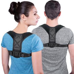 VIP DropShipping Medical Clavicle Posture Corrector Adult Children Back Support Belt Corset Orthopedic Brace Shoulder Correct