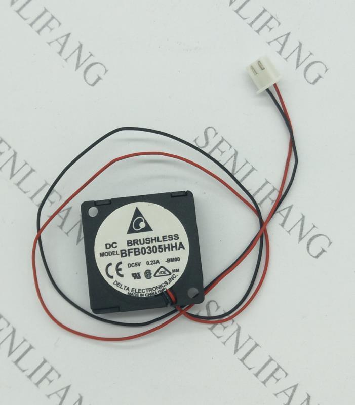 Free Shipping BFB0305HHA 3010 5V 0.23A 3CM Turbine Cooling Fan