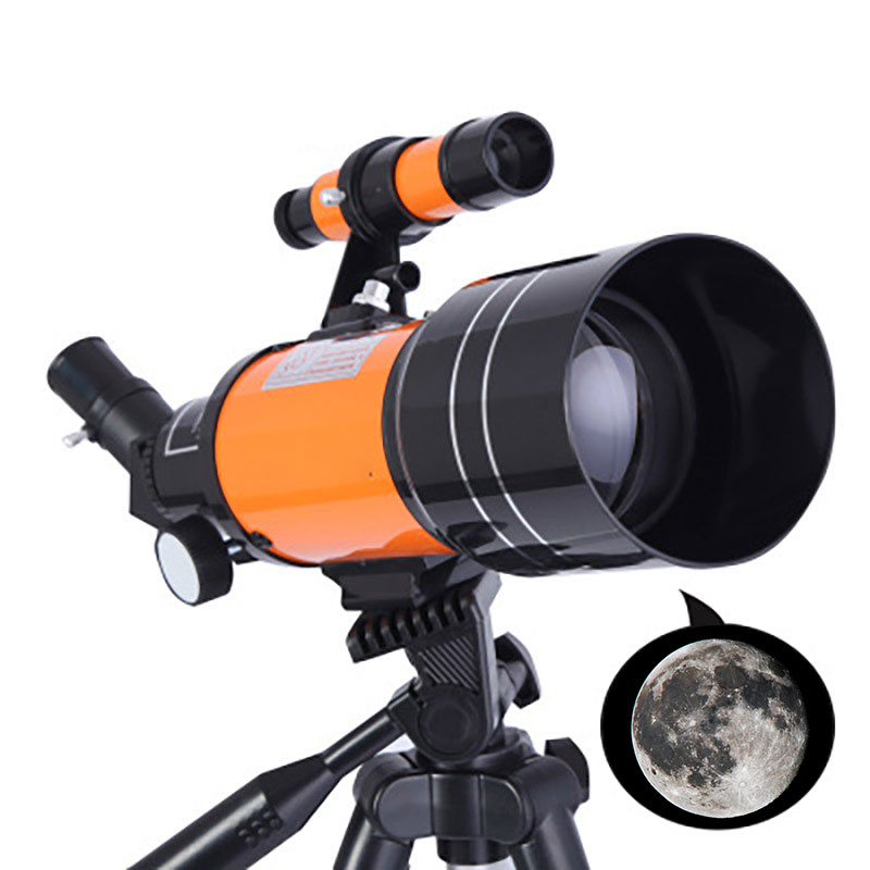 Astronomical Telescope Stargazing-Space Professional Observation Portable With Gift