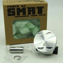 цена на Piston kit 58mm for SMAX155 FORCE155 4V SMRT forged set racing tuning upgrade parts smax force 155