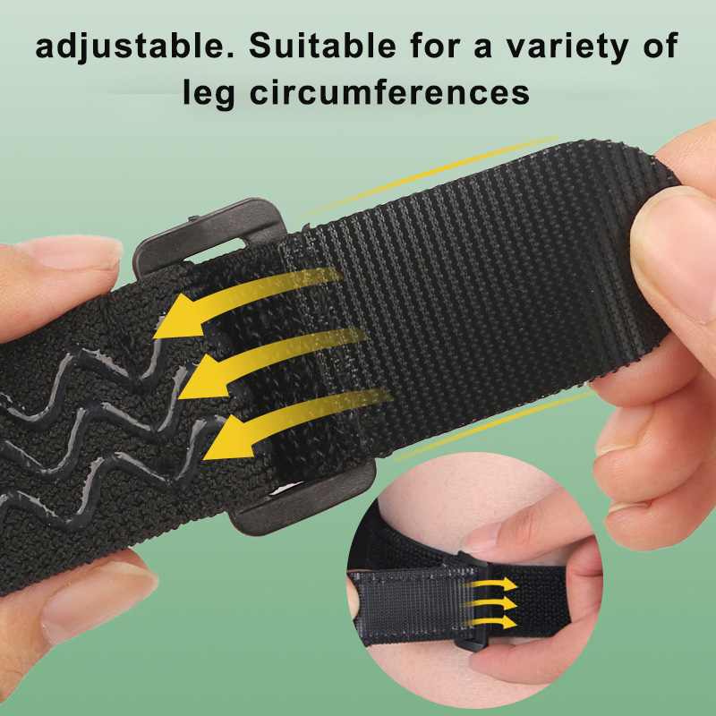 New Non-slip Tape Adhesive Straps Set For High Boots Anti Slip Anti Dropping Belt MV66