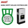 MUSS Solar Original PC1800F Serie 12/24/36/48V 60A 80A PV MAX 145V Mppt solar Laderegler Für Den Heimgebrauch