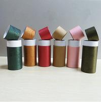 10ml/20ml/30ml 6colors Kraft Paper Box Cosmetic Essence Oil Bottle Packaging Box Party Gift Boxes Paper Valve Tubes 50pcs/lot