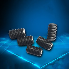 M4/5/6/8 GR2 Titanium Cup Point Allen Socket Grub Screw Anti Acid Corrosion(China)