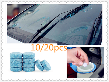 10x car concentrated wiper blade window glass cleaning accessories for Mercedes Benz B200 B150 CLK63 R F700 AMG GL550 image