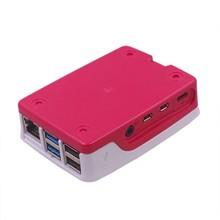 Высококачественный Прочный износостойкий Официальный чехол ABS корпус Оболочка Чехол для Raspberry Pi 4 4B