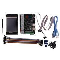3D Printer MKS SGEN L 32Bit Board Motherboard + TMC2209 V1.2x5 Driver + TFT Display