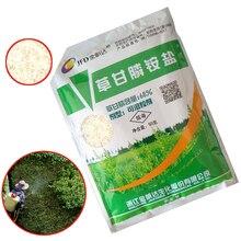 50 г спрей для листьев Weedkiller глифосат аммония Глицин гербицид Удаление пестицидов направленный стебель и сорняки из Broadleaf убить траву