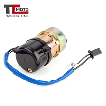 цена на Motorcycle Electric Fuel Pump For Honda Steed 400 NV600 NV750 C2 Shadow VT750 C2/C3/CD Shadow ACE Deluxe VT600 SHADOW 600 VLX600