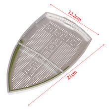 Engomar caso protetor calor rápido tábua de engomar para sapato tábua de auxílio de engomar proteger tecidos placa de ferro industrial cobrir sapato