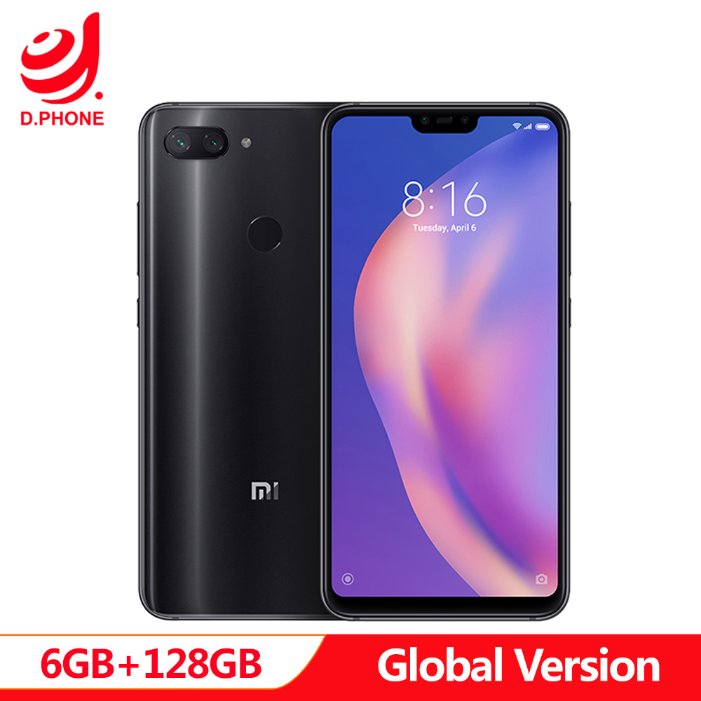 Global Version <font><b>Xiaomi</b></font> Mi 8 Lite <font><b>6GB</b></font> <font><b>128GB</b></font> 6.26