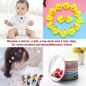 Image 3 - 20Pcs/Lot Baby Girl headband Hair Accessories Cotton Rabbit Ear Baby headwear Turban Bowknot Elastic Hairband Baby headband