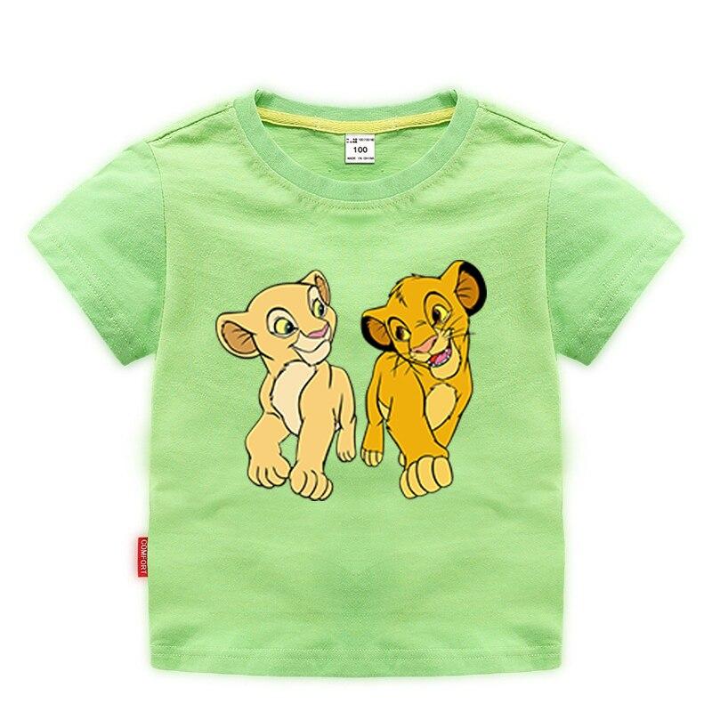 11 Цвет мода лето 2021 Детские футболки для мальчиков и девочек, хлопковые футболки детские топы с рисунком одежда для детей, комплект: топ с ко...