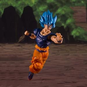Image 5 - Tronzo Demoniacal Fit Dragon Ball Super Goku Black SHF SSJ Rose Zamasu The Chosen Ones Movable PVC Action Figure Model Toys
