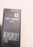 A3T-10MXP sensor de interruptor fotoelétrico ip67 novo & original através do feixe