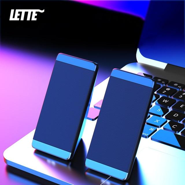 Computer Speakers 2 Pieces PC Elevation Angle Horns for Laptop Desktop Phone Audio Speaker Media Loudspeaker 1