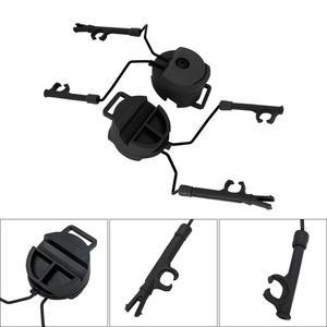 Image 2 - Taktyczna wojskowa Peltor kask zestaw adapterów zestaw słuchawkowy i szybki Ops Core kask rail adapter akcesoria do zestawu słuchawkowego