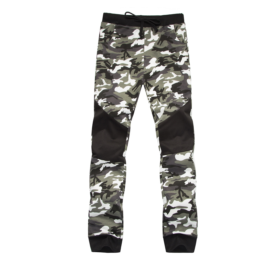 2019 Wholesale Fashion & Sports Camouflage Trousers Fashion And Personality Camouflage Mixed Colors MEN'S Casual Pants Athletic