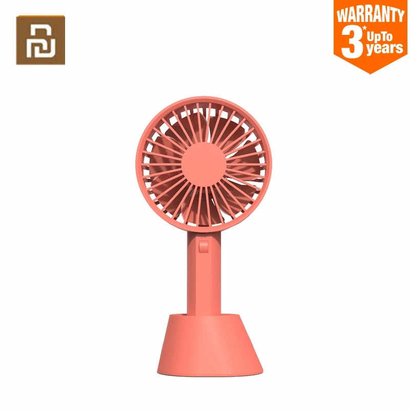 MDYYD Mini USB Table Desk Personal Fan Handheld Electric Fan Mini Portable USB Charging for Office Dormitory Travel Strong Wind,Quiet Operation,for Home Office. Color : Green, Size : One Size