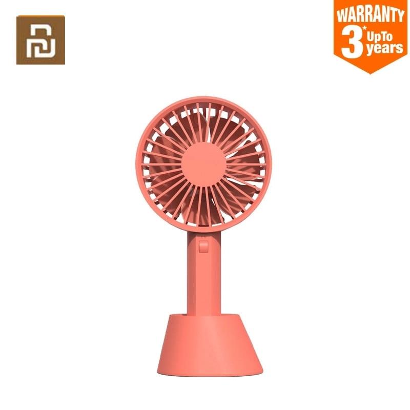 Foldable Handheld Fan USB Rechargeable Mini Fan Cooler for Outdoor Travel #T