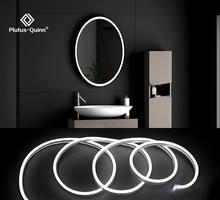 Светодиодный зеркальный светильник для макияжа 12 В, косметический светильник с регулируемой яркостью, настенный светильник с дистанционны...