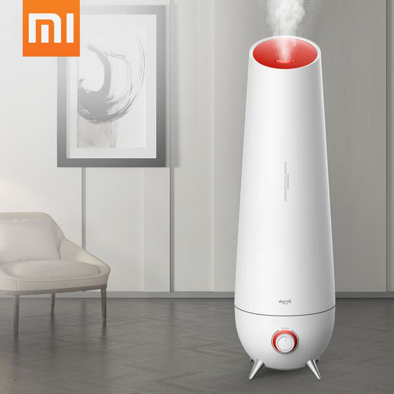 Xiaomi Deerma 6L Air Humidifier Household Ultrasonic Diffuser Humidifier Aromatherapy Humificador