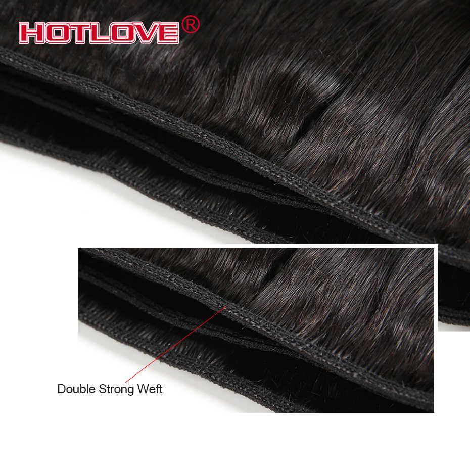 """Braziliaanse Haar Body Wave Bundels 8-40 """"Gemengde Lang Haar 100% Menselijk Haar Weave 1/3/4 Bundels natuurlijke Kleur Remy Hair Extensions"""
