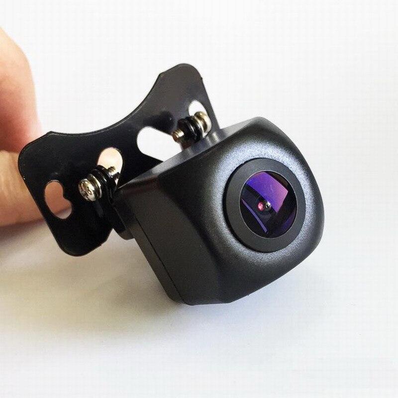 Xycing Sudut 170 Derajat HD Mobil Kamera Belakang Mobil Kembali Reverse Kamera Mata Ikan Malam Visi HD Bantuan Parkir kamera