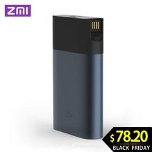 ZMI 4G Wifi роутер 10000 мАч Внешний аккумулятор 3g 4G LTE Мобильная точка доступа 10000 мАч QC 2,0 Быстрая зарядка аккумулятор внешний аккумулятор
