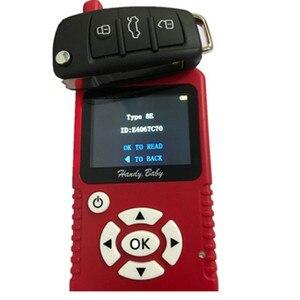 Image 4 - Wilongda 3 przycisk zdalny klucz składany 8E0837220Q 8E chip 868mhz FSK model dla audi A6L Q7 auto klucz
