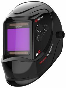 Welding-Helmet Hood Arc-Sensor Large-Screen Auto Darkening True-Color LYG-M800H Solar