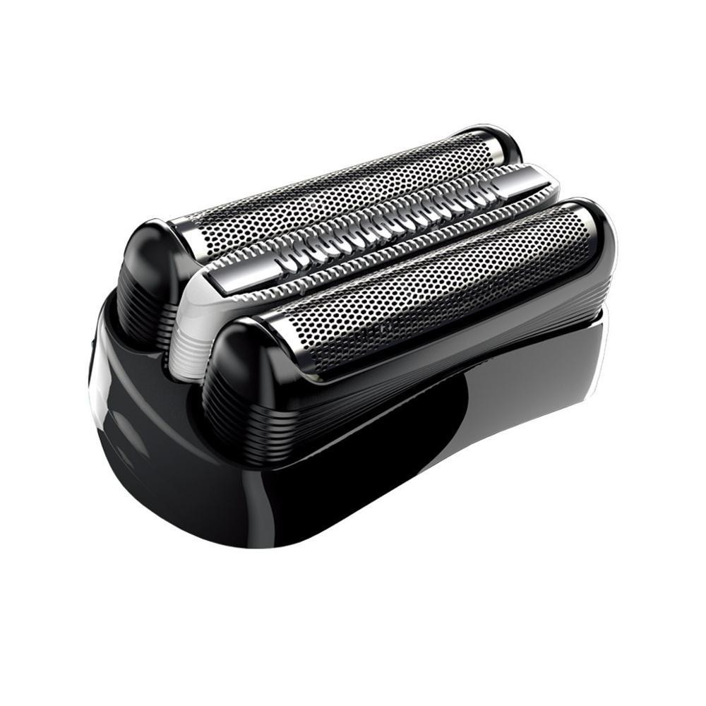 Бритва Сменное лезвие Фольга головки для зубных щеток Braun Series 3 32B 3090cc 3050cc 3040s 3020 340 320 330 340 380 черный кассеты сетки|Бритва|   | АлиЭкспресс