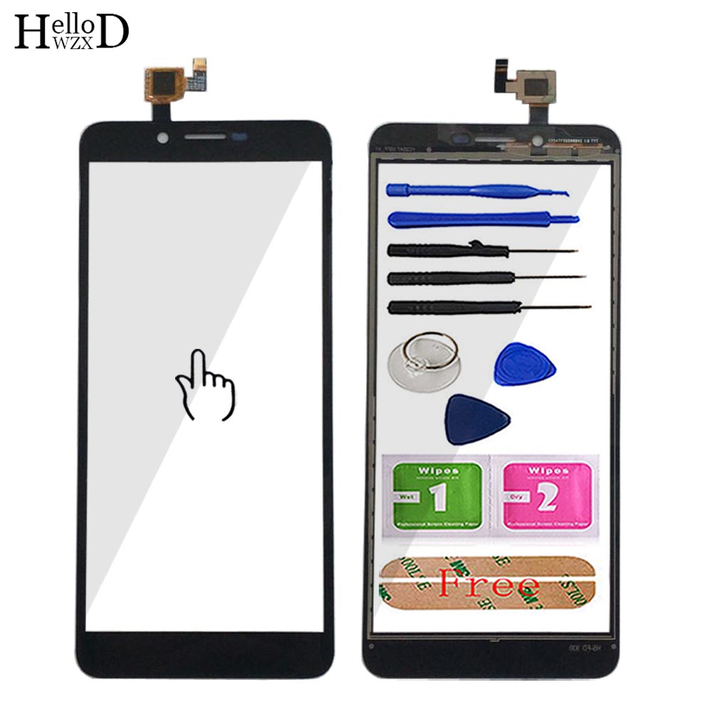 Touch Screen TouchScreen For Doopro P5 / P5 Pro Touch Screen Digitizer Glass Sensor Panel 5.5