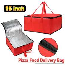 Bag-Cooler-Bag Ice-Pack Pizza-Delivery Folding Insulation Picnic Food Waterproof Portable